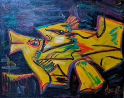 Yellow Horseman