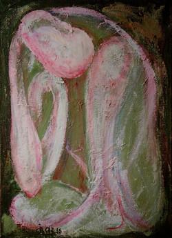 Pain (Triptych)