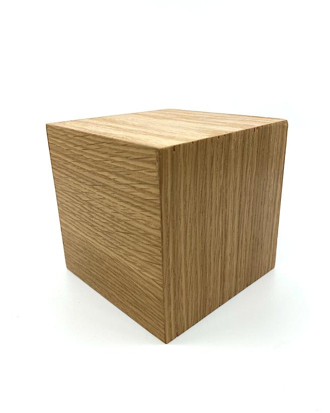 """4"""" x 4"""" Cube"""