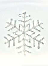 9 inch Acrylic Snowflake Ornament.png