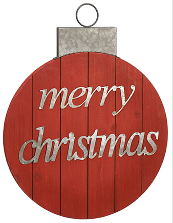 24in Wooden Ornament - Red.png