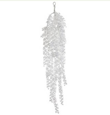 36 Inch Glittered Pine Hanging Decor.png