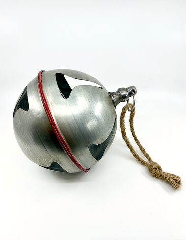 7.75 Inch Metal Bell Ornament.png