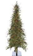 8' Country Pine Tree w Lights
