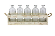 Wood Tray - 5 Bottle White.png