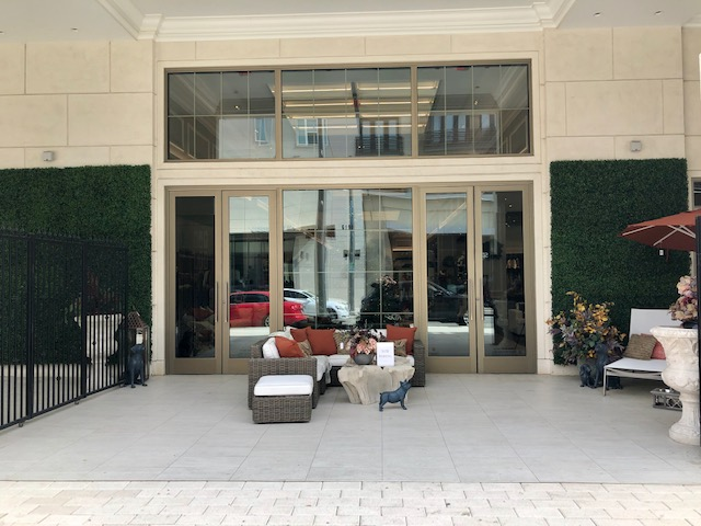 Boxwood Storefront