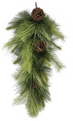 30 Inch Mixed Pinecone Teardrop.png