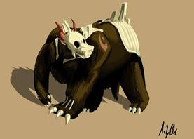 Bone Bear