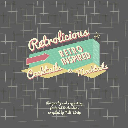 Retrolicious: Digital Cocktail Book