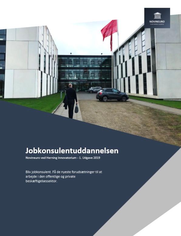 Læs om de nye muligheder på jobkonsulentuddannelsen.