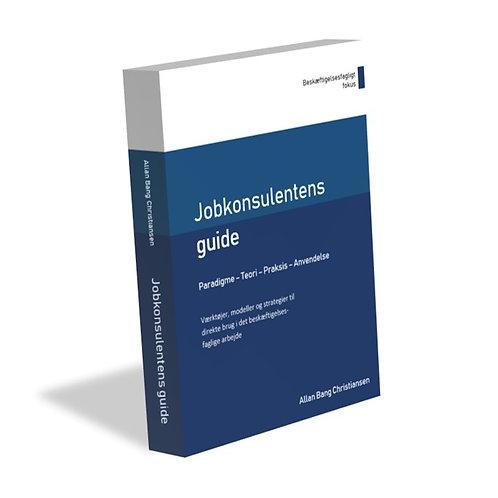 Jobkonsulentens guide // Paradigme - Teori - Praksis - Anvendelse