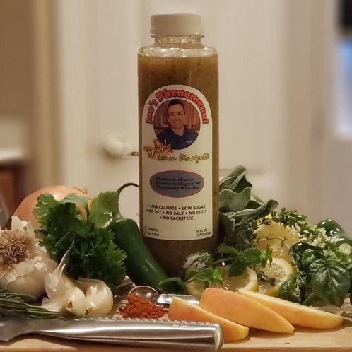 Joe's Phenomenal Spicy Lemon Vinaigrette