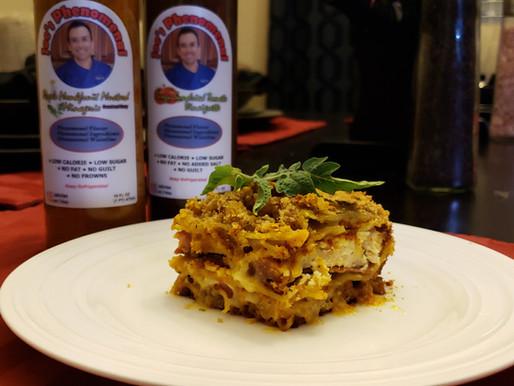 Joe's Chicken Cordon Bleu Lasagna