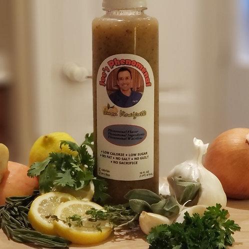 Joe's Phenomenal Lemon Vinaigrette