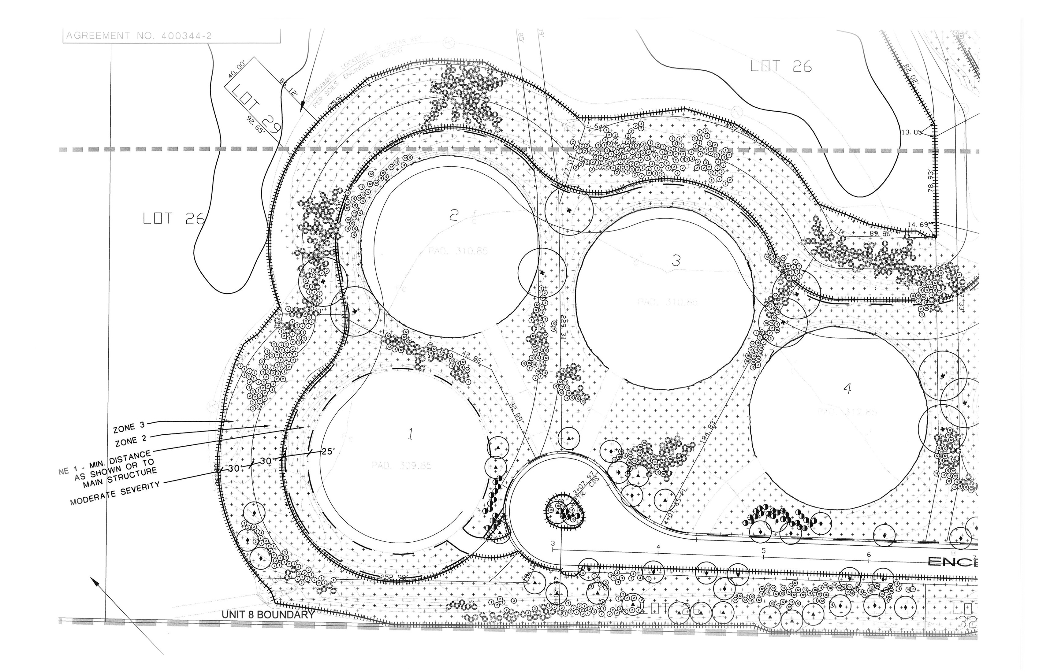Planting Plan Construction Document