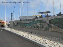 SWYC Port Public Art Entrance
