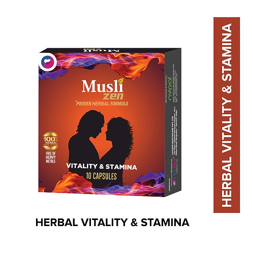 Muslizen - Vitality & Stamina