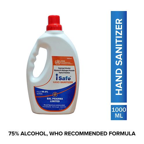 Isafe Hand Sanitizer 1 Ltr