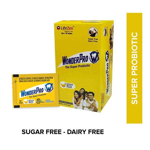 Wonder pro - Probiotic (Banana)