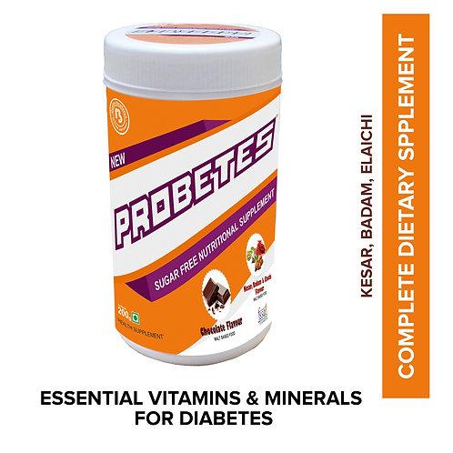 Probetes - Nutritional Supplement ( kesar badam, elaichi )