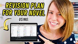 How to EDIT YOUR NOVEL using Trello Revi