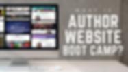 Author Website Newsletter Author Website