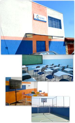 Fotos Colégio Alfa Omega