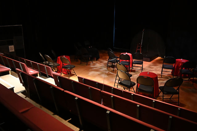 Wychwood Theatre Socially Distanced.JPG