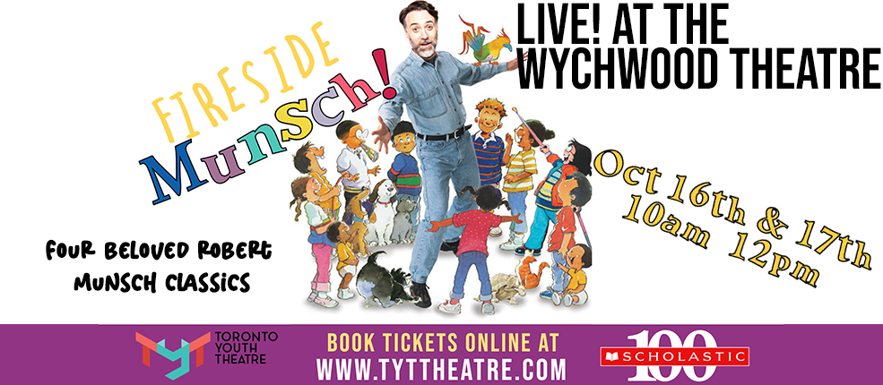 Fireside Munsch!  October 16th and 17th