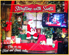 Storytime With Santa 2020
