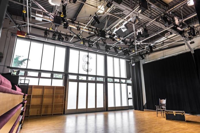 Wychwood Theatre Performance Space Grid View