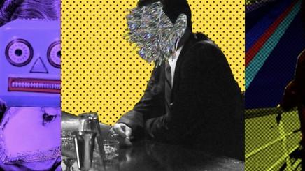 Carnival of Fear // Levin Handschuh // Güterbanhof // 7.,8. Dezember  // 19:00 Uhr