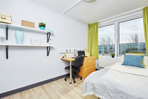 Rootes bedroom | Image: The University of Warwick