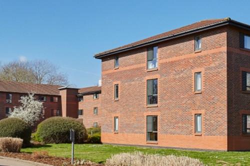 Arthur Vick building | image: The University of Warwick