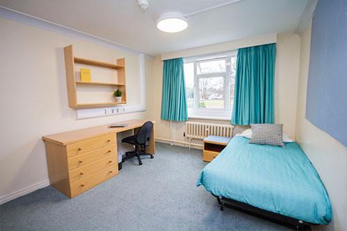 Westwood bedroom | Image: The University of Warwick