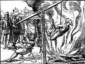 A Inquisição queimou muitos paranormais