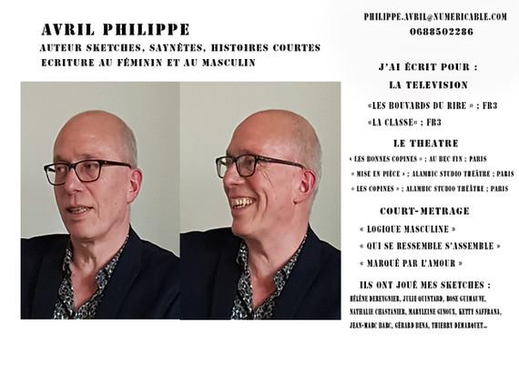 AVRIL PHILIPPE