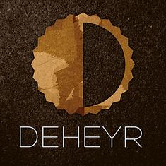 Deheyr Logo et pochette album plateforme