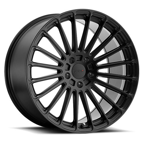 Rin 18x10 TSW Turbina MATTE BLACK