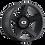 Thumbnail: Rin 16x6 Vision 390 Empire SATIN BLACK