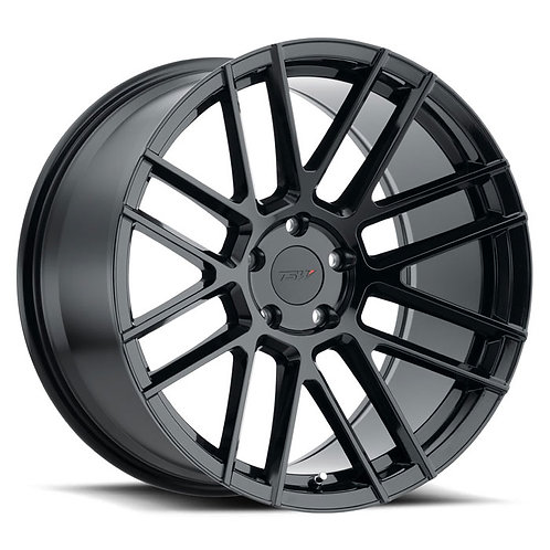 Rin 18x8.5 TSW Mosport GLOSS BLACK