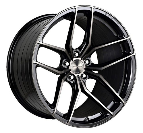 Rin 18x9.5 Stance SF03 GLOSS BLACK TINTED FACE