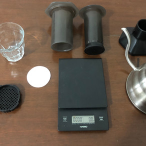 How to brew an AeroPress?