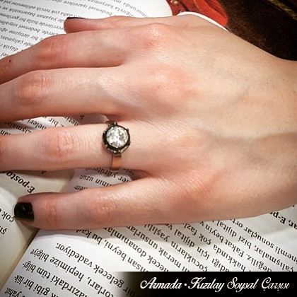 #atelierminyon.tr #jewellery #diamond #f