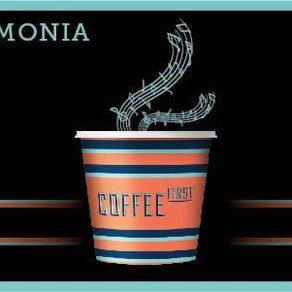 Armonia (Indo Columbian Blend) by Coffee First - 87 points