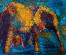 Elephant Mother