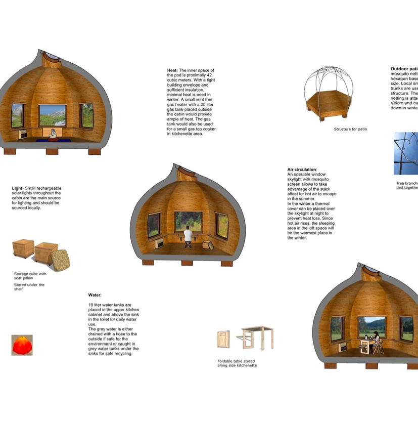 Page 4 The Pod, design competition
