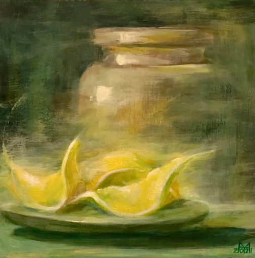 Lemon jar