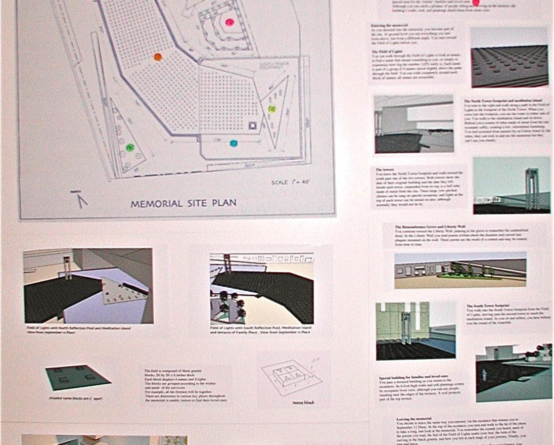 Final Proposal WTC Memorial
