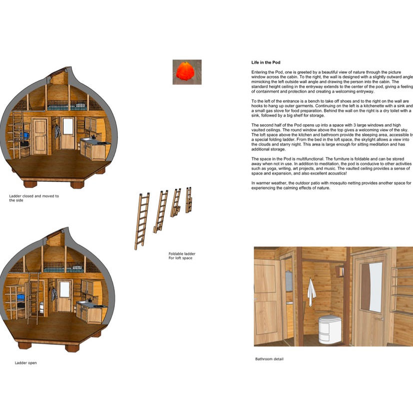 Page 3 The Pod, design competition